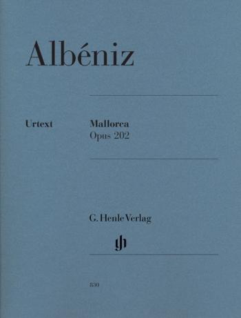 Mallorca: Op.202: Piano (Henle)