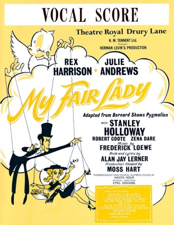 My Fair Lady: Vocal Score