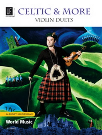 Celtic And More Violin Duets: Violin Duet (Igudesman)