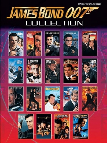 James Bond 007 Collection Updated: Film Selections