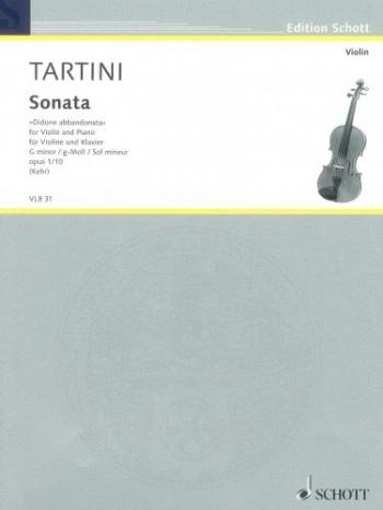 Sonata: Op1: 10: Violin Solo