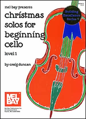 Christmas Solos For Beginning Cellos
