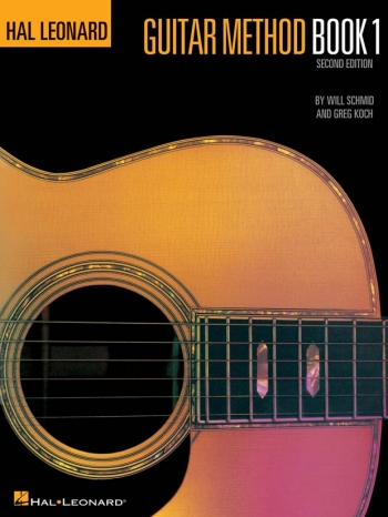 Hal Leonard Guitar Method Book 1: Guitar: Tutor: Book Only