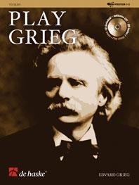 Play Grieg - Violin (De Haske)
