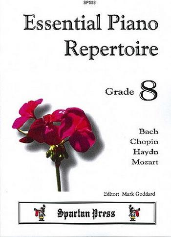 Essential Piano Repertoire: 8: Album