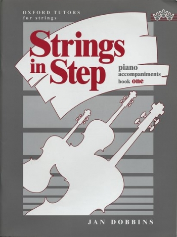 Strings In Step: Book 1: Piano Accompaniment