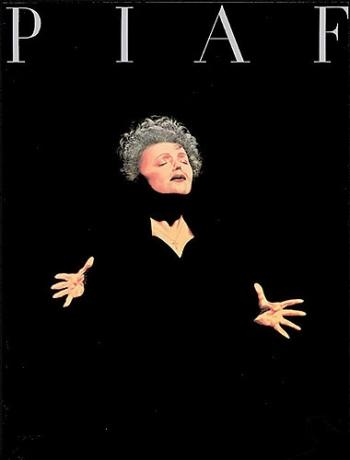 Edith Piaf: Popular: Piano Vocal & Guitar