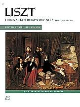 Hungarian Rhapsody: Piano (Alfred Ed)