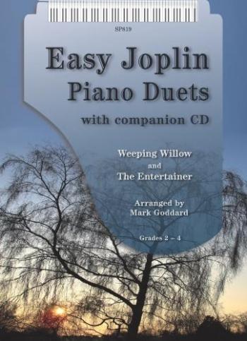 Easy Joplin Piano Duets: Grade 2-4