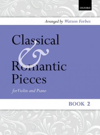 Classical And Romantic Pieces: Vol.2: Violin