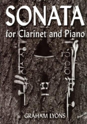 Sonata: Clarinet & Piano (Spartan)