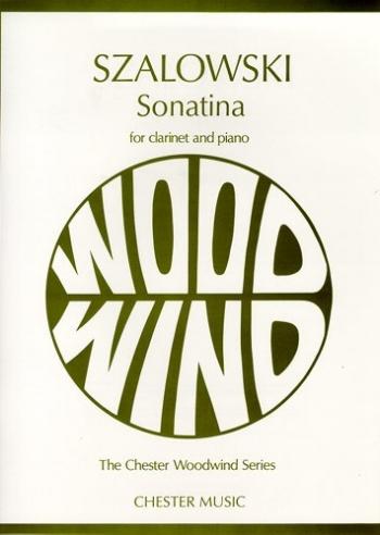 Sonatina: Clarinet & Piano (Chester)