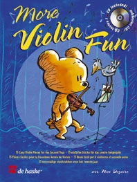 More Violin Fun: Violin