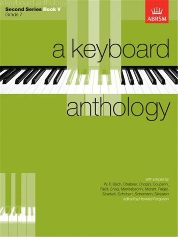 Keyboard Anthology: 2nd Series: Book 5: Piano (ABRSM)