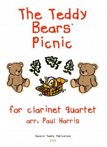Teddy Bears Picnic: Clarinet Quartet