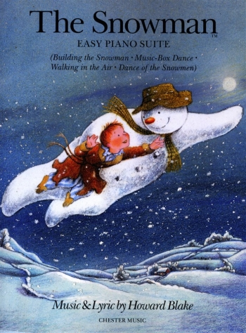 Snowman Suite: Easy Piano
