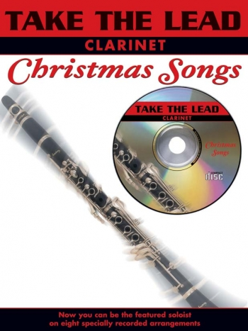 Take The Lead: Christmas Songs: Clarinet: Book & CD