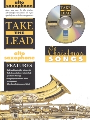 Take The Lead: Christmas Songs: Alto Saxophone: BK&CD