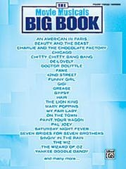 The Big Book: Movie Musicals: Piano Vocal Guitar