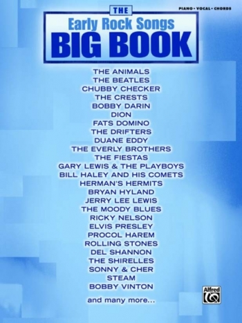 The Big Book: Early Rock Songs
