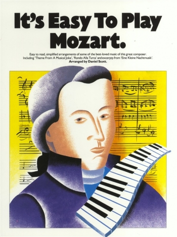 Its Easy To Play Mozart: Easy: Piano