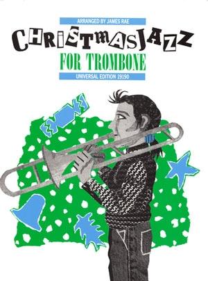 Christmas Jazz For Trombone