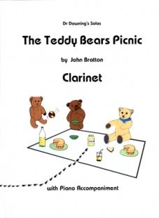 Teddy Bears Picnic: Clarinet & Piano