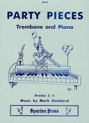 Party Pieces: Trombone: Bass Clef (Party Pieces)