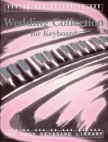 Easy Keyboard Library: Wedding Collection