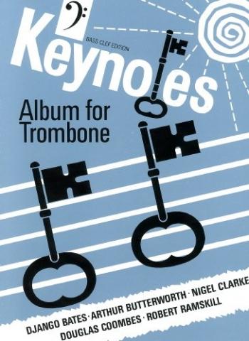 Keynotes: Trombone Bass Clef & Piano
