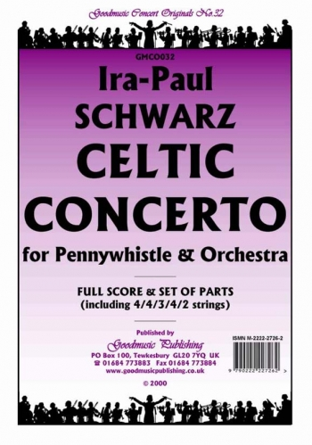 Orch/schwarz/celtic Concerto/tin Whistle/scandpts