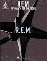 Rem: Automatic For The People: Guitar Tab