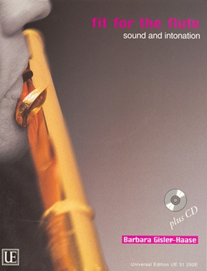 Fit For The Flute: Book & CD (Hasse)