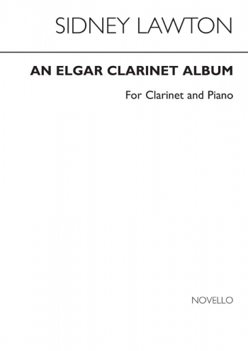 Album For Clarinet and Piano (Novello)