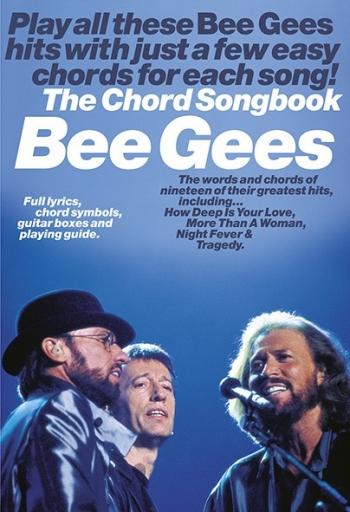 Bee Gees: Chord Songbook: Guitar