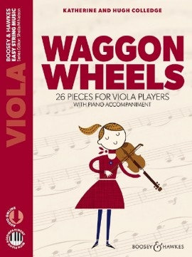 Waggon Wheels: Viola: Complete