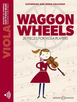 Waggon Wheels: Viola: Part Only