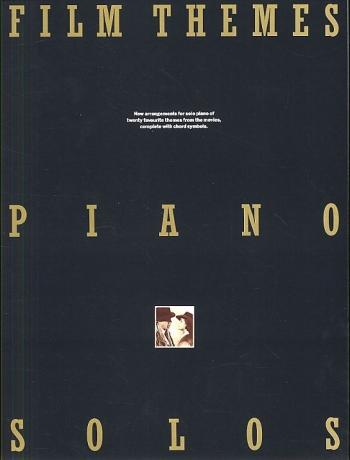 Film Themes: Piano Solo