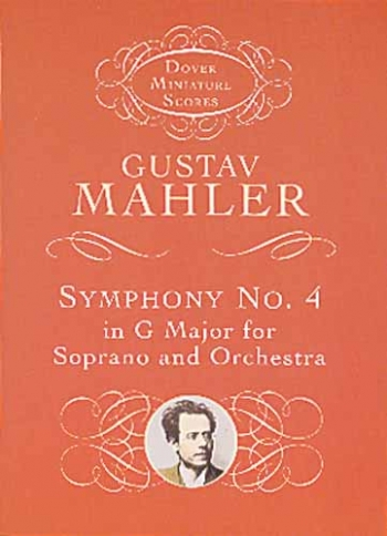 Symphony No4.: G Major: For Soprano And Orchestra: Miniature Score
