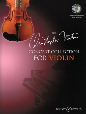 Concert Collection: Violin: Book & Cd (Christopher Norton)