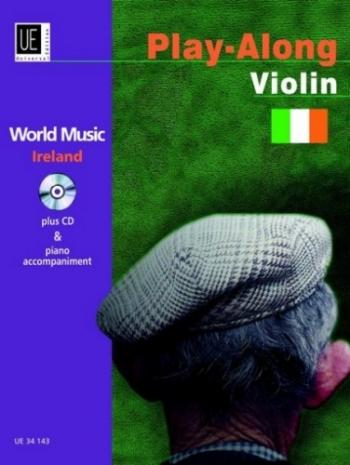 World Music Ireland Play Along: Violin: Book & CD