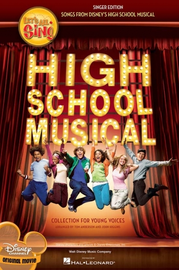 High School Musical: Lets All Sing: Vocal and Guitar: Singers Edtion