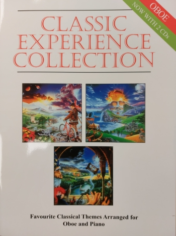Classic Experience Collection: Oboe & Piano Book & CD