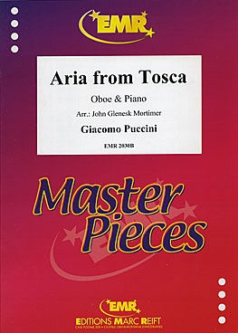 Aria From Tosca: Oboe & Piano
