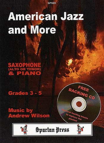 American Jazz And More: Alto Or Tenor Saxophone and Piano