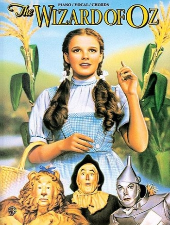 The Wizard Of Oz: Vocal Selection: Film: Piano Vocal