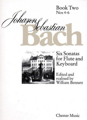 6 Sonatas Book 2: Flute & Piano (Chester)