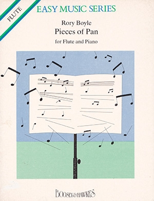 Pieces Of Pan: Flute & Piano