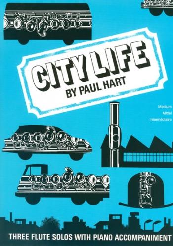 City Life: Flute & Piano (Brasswind)
