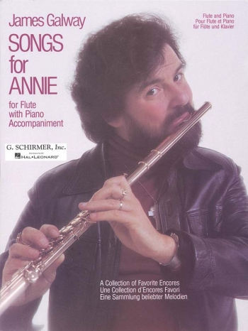 Songs For Annie: Flute & Piano (Schirmer)